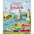 Lots of Things to Spot in London by Mathew Oldham