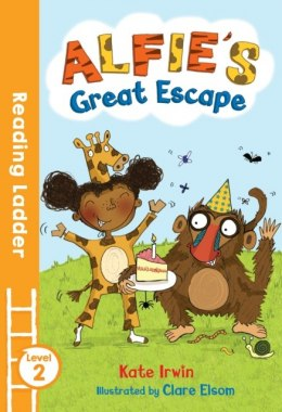 Alfie's Great Escape by Kate Irwin