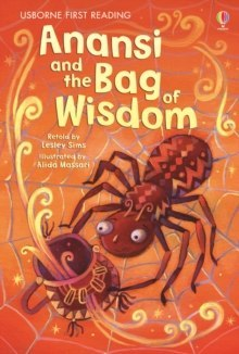 Anansi and the Bag of Wisdom by Lesley Sims (Author)