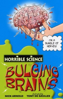 Bulging Brains by Nick Arnold