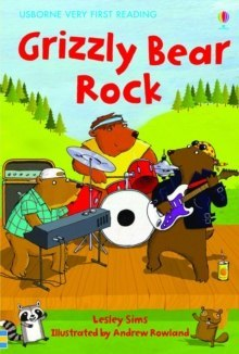 Grizzly Bear Rock by Lesley Sims (Author)