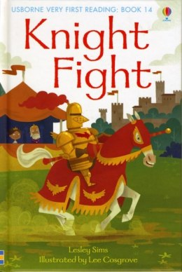 Knight Fight by Lesley Sims (Author