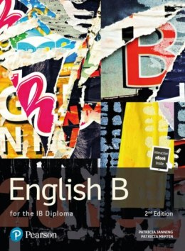 Pearson Baccalaureate English B for the IB Diploma by Pat Janning (Author) , Patricia Mertin (Author)