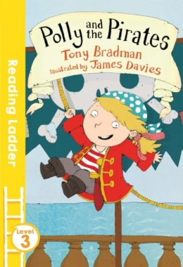 Polly and the Pirates by Tony Bradman