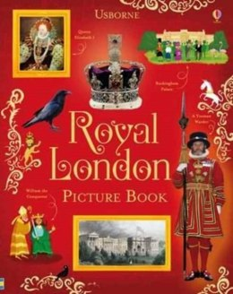 Royal London Picture Book by Struan Reid (Author)