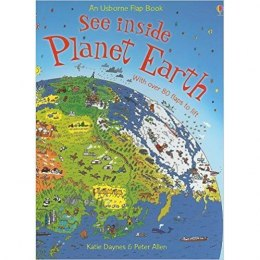 See Inside Planet Earth by Katie Daynes