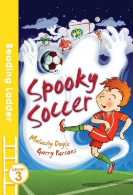 Spooky Soccer by Malachy Doyle (Author) , Garry Parsons (Author)
