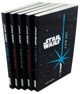 Star Wars Junior Novel Collection 5 Books