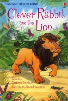 The Clever Rabbit and the Lion by Susanna Davidson (Author)
