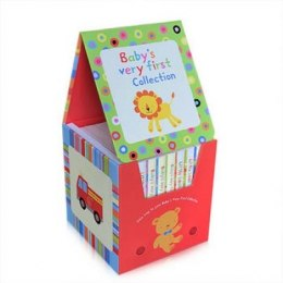 Usborne Babys Very First Collection 8 Books Set