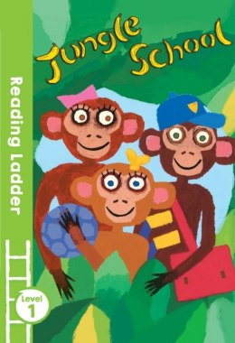 Jungle School by Roz Davison (Author) , Elizabeth Laird (Author)