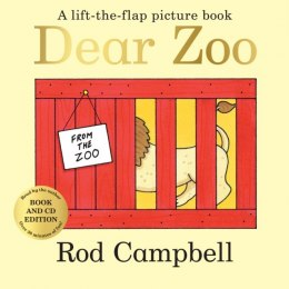 Dear Zoo : Picture Book and CD by Rod Campbell