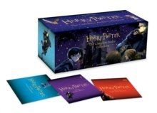 Harry Potter The Complete Audio Collection by J.K. Rowling