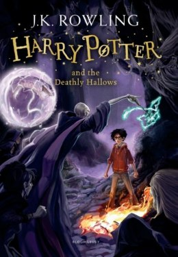 Harry Potter and the Deathly Hallows by JK Rowling