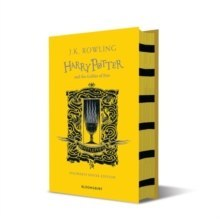 Harry Potter and the Goblet of Fire - Hufflepuff Edition by J.K. Rowling