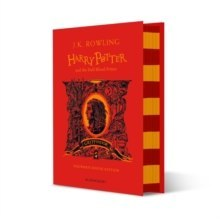 Harry Potter and the Half-Blood Prince - Gryffindor Edition by J.K. Rowling