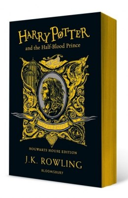 Harry Potter and the Half-Blood Prince - Hufflepuff Edition by J.K. Rowling