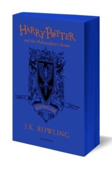 Harry Potter and the Philosopher's Stone by JK Rowling ( Ravenclaw Edition)