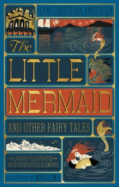 Little Mermaid and Other Fairy Tales, The (Minalima Editon )