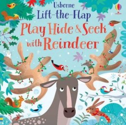 Play Hide and Seek With Reindeer by Sam Taplin