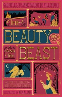 The Beauty and the Beast (MInalima Editon) by Gabrielle-Suzanna Barbot de Villenueve