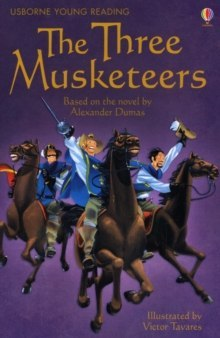 The Three Musketeers by Rebecca Levene