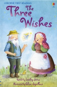 The Three Wishes by Lesley Sims