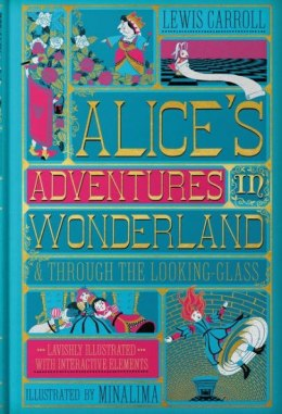 Alice's Adventures in Wonderland by Minalima