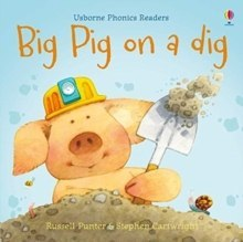 Big Pig on a Dig by Russell Punter