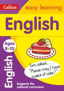 Collins Easy Learning KS2 : English Ages 8-10: Prepare for School with Easy Home Learning
