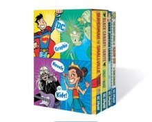DC Graphic Novels for Kids Box Set 1 by Various