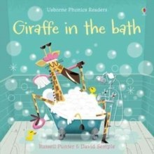 Giraffe in the Bath by Russell Punter