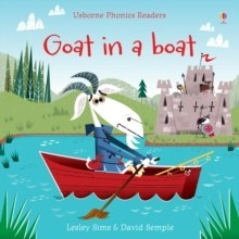 Goat in a Boat by Sam Taplin