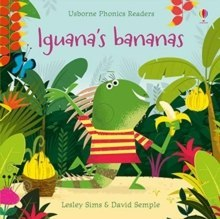 Iguana's Bananas by Lesley Sims