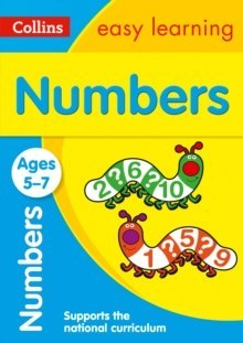 Numbers Ages 5-7 : Ideal for Home Learning