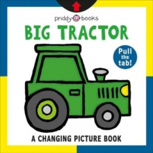 Big Tractor by Roger Priddy