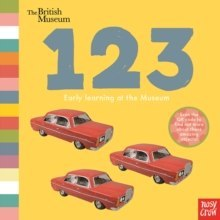 British Museum: 123 by Nosy Crow