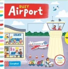 Busy Airport by Campbell Books