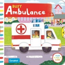 Busy Ambulance by Campbell Books