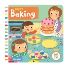 Busy Baking by Louise Forshaw