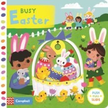 Busy Easter by Campbell Books