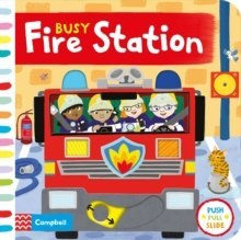 Busy Fire Station by Campbell Books