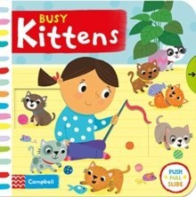 Busy Kittens by Campbell Books