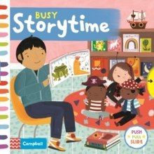 Busy Storytime by Campbell Books