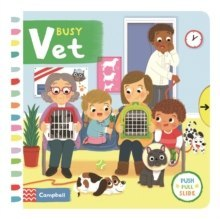 Busy Vet by Louise Forshaw
