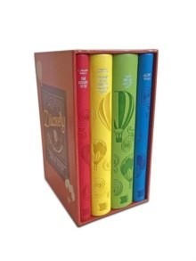 Discovery Word Cloud Boxed Set by Editors of Canterbury Classics