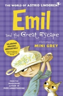 Emil and the Great Escape by Astrid Lindgren