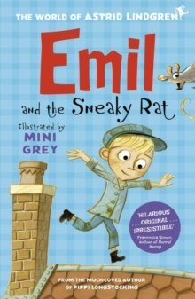Emil and the Sneaky Rat by Astrid Lindgren