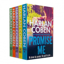 Harlan Coben Collection 5 Books Set