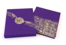 Harry Potter and the Philosopher's Stone : Deluxe Illustrated Slipcase Edition